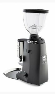 Brand New Mazzer Major V Automatic Commercial Coffee Grinder - Grey Never Used