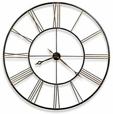 Howard Miller Oversized Postema Wall Clock 625-406 Free Shipping No Tax Ex CA
