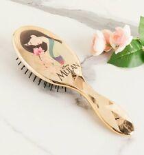 Official Disney Mulan Hair Brush