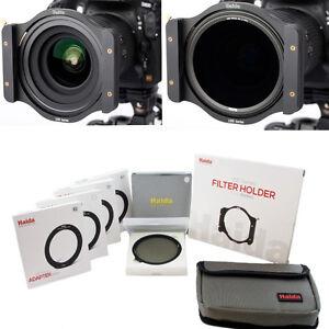 Haida Pro II Digital Slim CPL MC - 100er Serie Filterset inkl. Halter