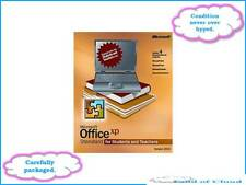 Microsoft Office XP Standard for Students and Teachers with key, cd & guide