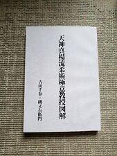 Illustrated Tenjin Shinyo-ryu Jujutsu Book Preface; Jigoro Kano
