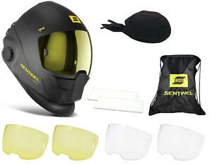ESAB Sentinel A50 Welding Helmet. Outer & Inner Cover Lenses Set (please choose)