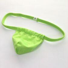 K1101 Mens Bulge Pouch String Thong G String Jocks Swimsuit Adjustable Pouch