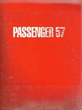 PASSENGER 57(1992)WESLEY SNIPES PRESS KIT+