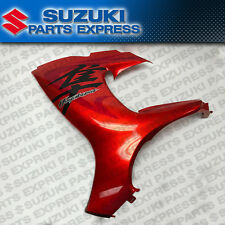 2008 SUZUKI HAYABUSA GSX1300R OEM ORANGE LH LEFT SIDE FAIRING 94460-15H01-YME