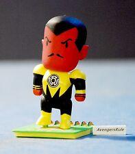 Scribblenauts Unmasked Dc Comics Mini-Figures Series 3 Yellow Lantern Sinestro
