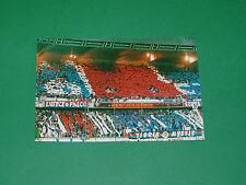 PHOTO CARTE TIFO AUTEUIL PARIS SAINT-GERMAIN PSG 1997 1998 PARC DES PRINCES