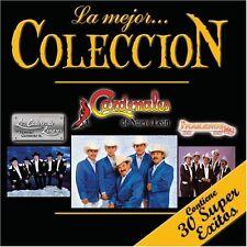 Los Cadetes de Linares,Los Cardenales del Norte,Los Traileros del Norte 2CD New