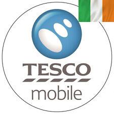 Tesco Mobile Ireland 4G SIM CARD - 3 in 1 sim card