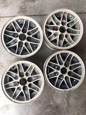 Cosmic 5.5 X 13 Europa Elan Spitfire Lotus Alloy Wheels Set  Seven 7