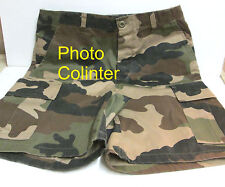 SHORT Camouflage Centre Europe  - Taille S = 72cm