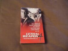 """VHS - """"Lethal Weapon 4"""" - NEW"""
