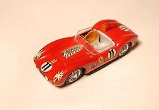 Ferrari 250 T. R. S Testarossa Spider LM LeMans 1960 #11, Brumm in 1:43!
