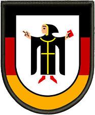 Wappen von München Patch, Aufnäher, Pin ,Aufbügler.