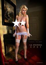 Casey Deluxe - Kalender 2021 - ,,La Bionda''