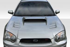 04-05 Subaru Impreza/WRX TS-1 Duraflex Body Kit- Hood!!! 114020