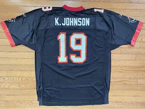Reebok Keyshawn Johnson Tampa Bay Buccaneers Jersey XXL New With Tags