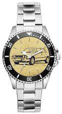 KIESENBERG® Uhr 20119 mit Auto Motiv für BMW E30 Fahrer