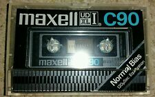 10 Maxell UD XL1 C90 Audio Tapes 1977 Year