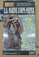 BBI 1/6 Elite Force US Marine Corps Sniper Snake USMC Military Recon Army NIB!