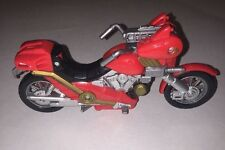 Power Rangers Lost Galaxy Red Astro Cycle Bandai 1998 Bike Motorcycle Vehicle