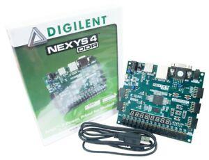 Nexys 4 DDR Artix-7 FPGA, Trainer Board 140-292