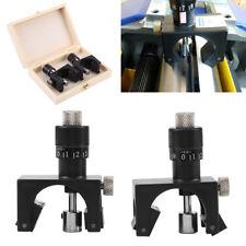 2pc Magnetic Adjustable Planer Jointer Blade Setting Jig Gauge Wood Woodworking
