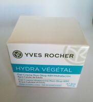 Gel Crema Idratazione Non-Stop 48H Yves Rocher 50ml