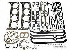 Chevy 305 5.0 FULL rebuild Gasket set overhaul gaskets Kit KS2644 KS2619