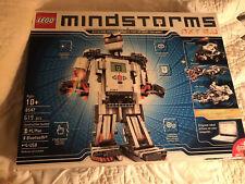 LEGO MINDSTORMS NXT 2.0 Set 8547 Robot Robotics Programming Servo