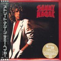 SAMMY HAGAR-STREET MACHINE-JAPAN MINI LP SHM-CD BONUS TRACK Ltd/Ed G00