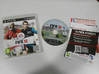 Fifa 12 English EA SPORTS - Jeu De PLAYSTATION 3 PS3 sony - 3T