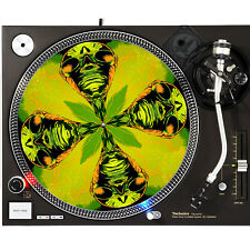 Portable Products Dj Turntable Slipmat 12 inch - Iron Mummy