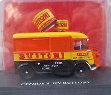 Ixo 1/43 - Tour de France véhicule publicitaire - Citroen HY Buitoni