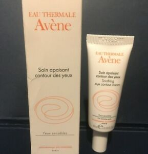 Avene Soothing Eye Contour Cream 10 ml / 0.34 oz. Exp 03/2022 NIB