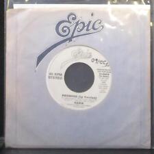 "Basia - Promises 7"" Mint- Promo Vinyl 45 Epic 34-68608 USA 1987"