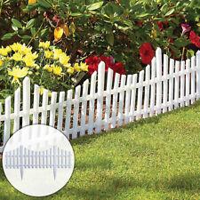 12Pcs 32x20inch Garden Border Fencing Fence Pannels Landscape Protective Guard