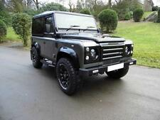 2003 PLATE LAND ROVER DEFENDER 90 COUNTY STATION WAGON AUTOBIOGRAPHY EDITION