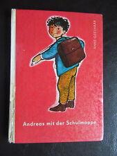 Trompeterbuch Band 5-Andreas mit der Schulmappe