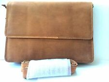 Messenger Bag Genuine Real Leather Shoulder Bag