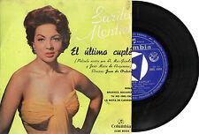 SARA MONTIEL El Último Cuplé 1962 Spain EP latin