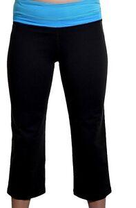 Kirkland Signature Reversible Capri, Yoga, Gym Pants