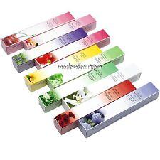 10 Pcs Mix Taste Cuticle Revitalizer Oil Pen Nail Art Care Treatment Fruit Kit