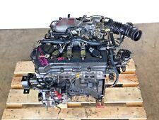 2000 2001 2002 Nissan Sentra Engine 1.8L 4 Cylinder Twin Cam Motor JDM QG18DE