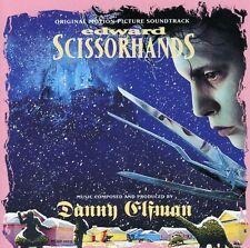 Danny Elfman - Edward Scissorhands (Original Soundtrack) [New CD]