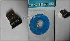 CSR V4.0 Mini USB Dongle Bluetooth Transmisor Adaptador de modo dual