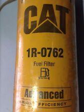 Caterpillar CAT 1R-0762 Fuel Filter advanced High Efficiency 1R0762 Genuine CAT