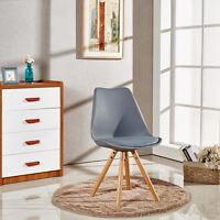 Tower Piramide Dining Chair Sophie Scandinavian White Black Grey Red ABS Wood
