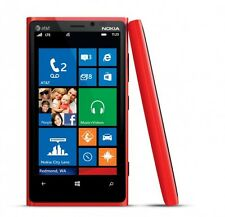 Nokia Lumia 920 - 32GB - Red Windows Phone AT&T Unlocked US Stock! SCREEN ISSUES